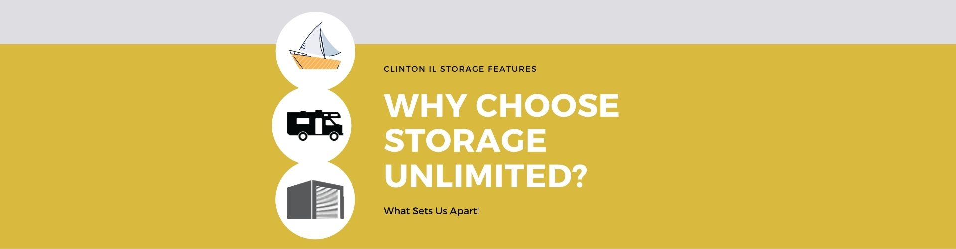 Storage Features